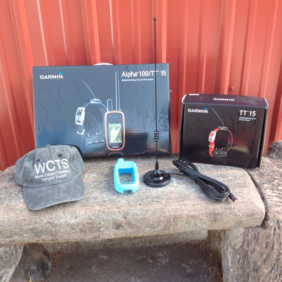 Garmin Alpha Bundle Alpha 100 and TWO TT15, roof mount antenna and MORE